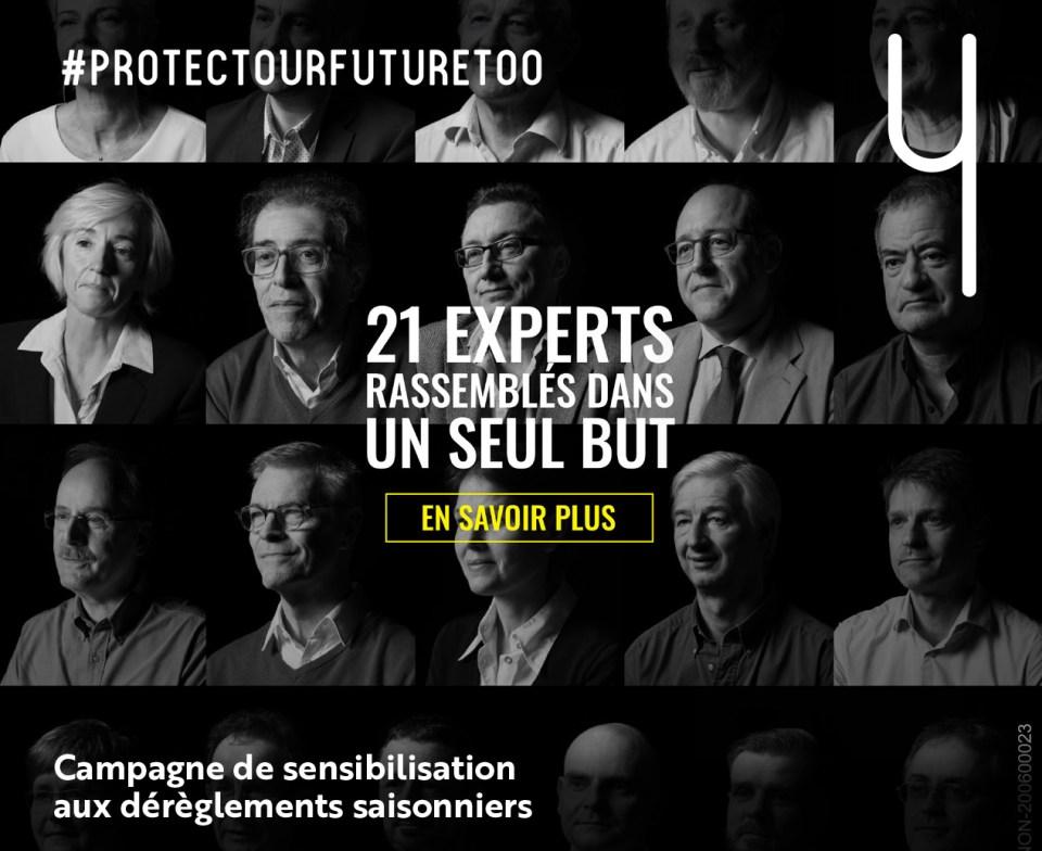 21 experts rassemblés pour #PROTECTOURFUTURETOO