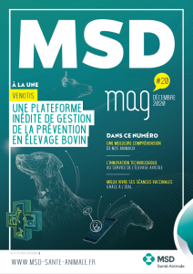 Couverture MSD Mag n°20